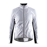 Veste de vélo Dame Craft Lithe Jacket Blanc
