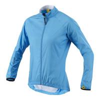 Veste de vélo Femme Mavic Cloud légère Bleu