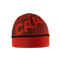 Bonnet Ski de Fond Outdoor Craft Livigno Rouge Bolt Noir