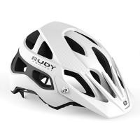 Casque Vélo VTT Enduro Rudy Project Protera Blanc Noir