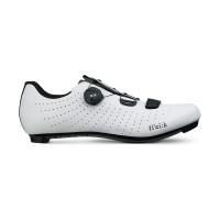 Chaussures Vélo Route Fizik Tempo Overcurve R5 Blanc Noir