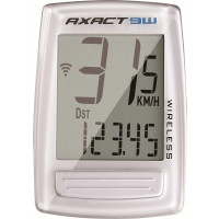 Compteur vélo sans fil Giant Axact 9W Blanc