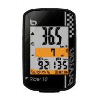 Compteur GPS Vélo de route et VTT Bryton Rider 10 noir