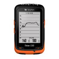 Compteur GPS Vélo de route et VTT Bryton Rider 530 2017