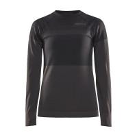 Sous vêtement technique Dame Craft Keep Warm Intensity Noir Titanium