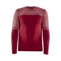 Sous vêtement technique Craft Keep Warm Intensity Rhubarb Noir